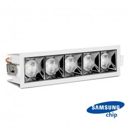 LED Downlight SAMSUNG Chip 20W SMD Reflector 12° 2700K
