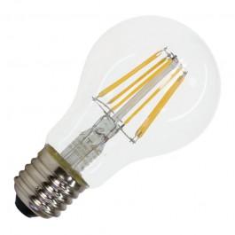 Filament LED Bulb - 4W E27 A60 Warm White, Dimmable