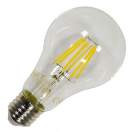 LED Bulb - 10W Filament Patent E27 A67 Warm White
