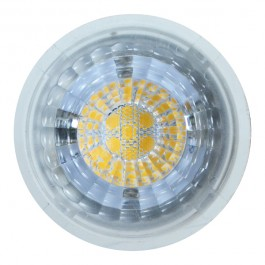 LED Spotlight - 7W MR16 12V Plastic 6000K