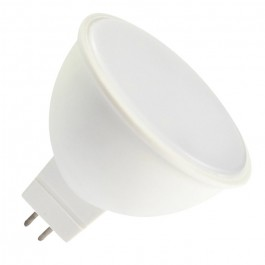LED Spotlight - 7W MR16 12V Plastic SMD Warm White