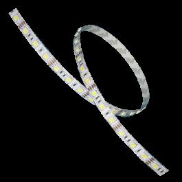 LED Strip 5050 - 24V 60 LEDs Warm White Non-waterproof