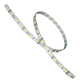 LED Strip SMD5050 - 60 LEDs 24V Natural White Non-waterproof