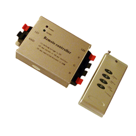 Radio Controller with Remote Control 4 Buttons