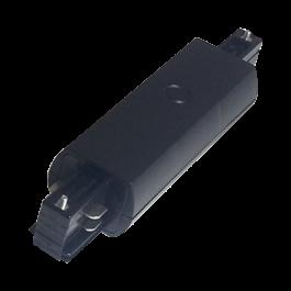 4I Track Light Connector Black