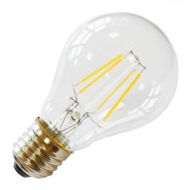 Filament LED Bulb - 4W COG E27 A60 Warm White