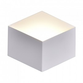 3W Wall Lamp With Bridglux Chip White Body Natural White