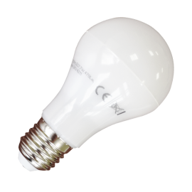 LED Bulb - 7W E27 A60 Thermoplastic Warm White