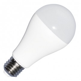 LED Bulb - 9W E27 A60 Thermoplastic 3 Step Dimming White