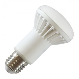LED Bulb Aluminum - 8W E27 R63 Epistar Chip Natural White