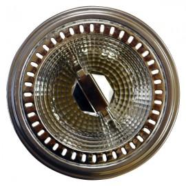 LED Spotlight - AR111 40° 15W 12V Warm White