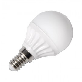 LED Bulb - 4W E14 P45 Natural White